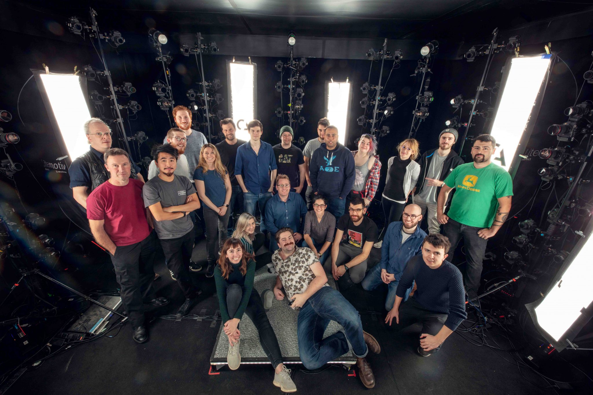 Clear Angle Studios Crew Photo