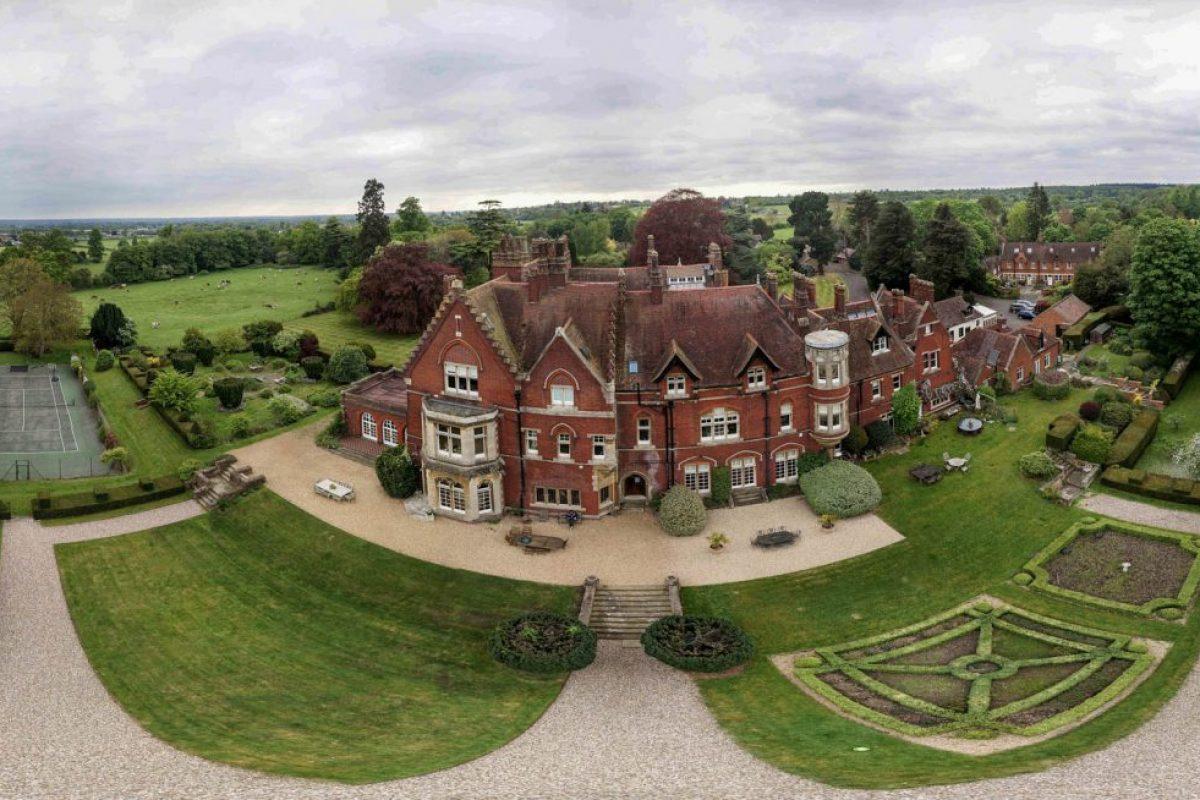 drone scanning uk